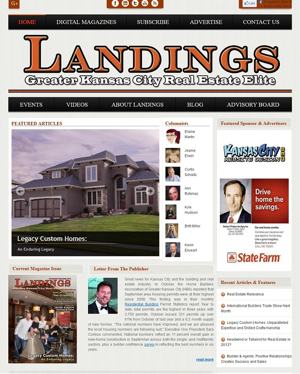 kansas city real estate magazine