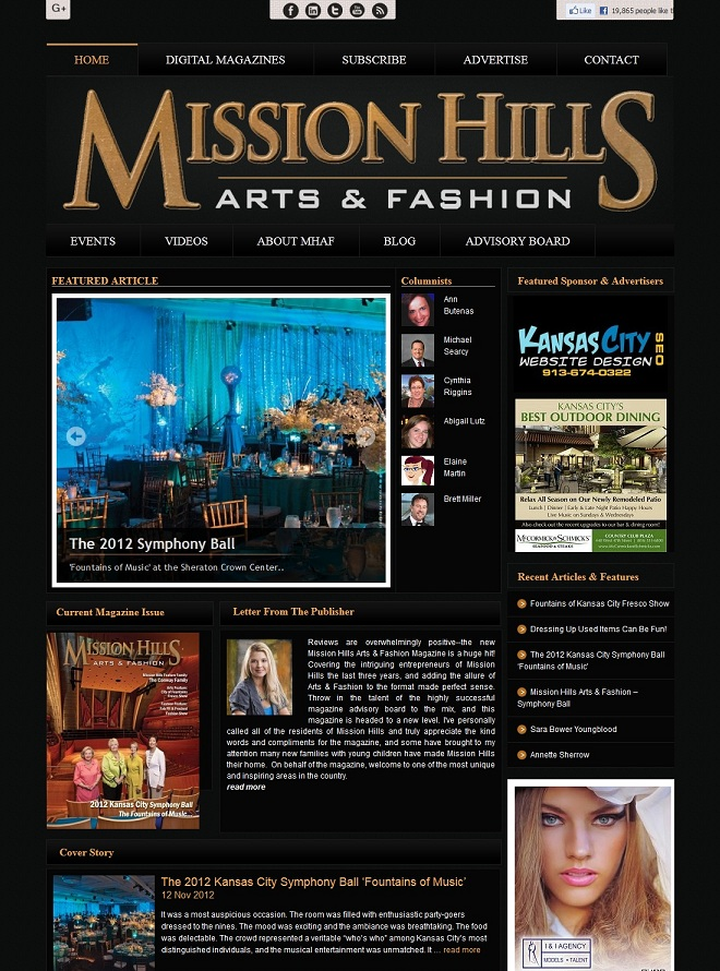 mission hills magazine
