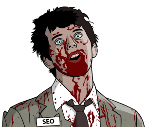 Do You Have Zombie SEO Rankings?