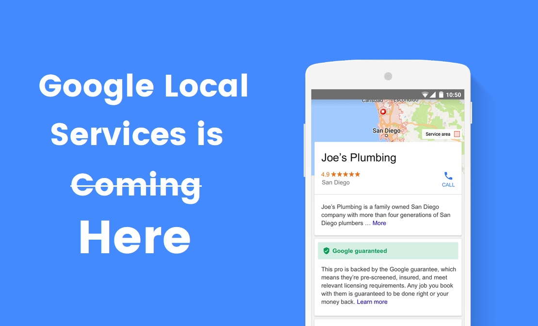 google local services kansas city