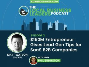 $150M Entrepreneur Matt Watson Shares B2B Saas Digital Marketing Tips