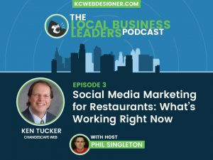 Social Media Marketing for Restaurants with Ken Tucker