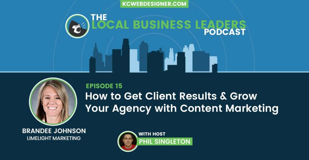 How to Get Client Results & Grow Your Own Agency with Content Marketing