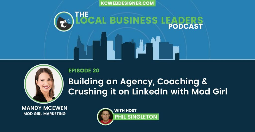 Building an Agency, Coaching & Crushing it on LinkedIn with Mod Girl