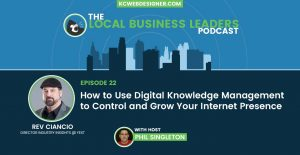 How to Use Digital Knowledge Management with Rev Ciancio