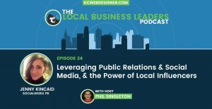 Public Relations, Social Media & Local Kansas City Influencers