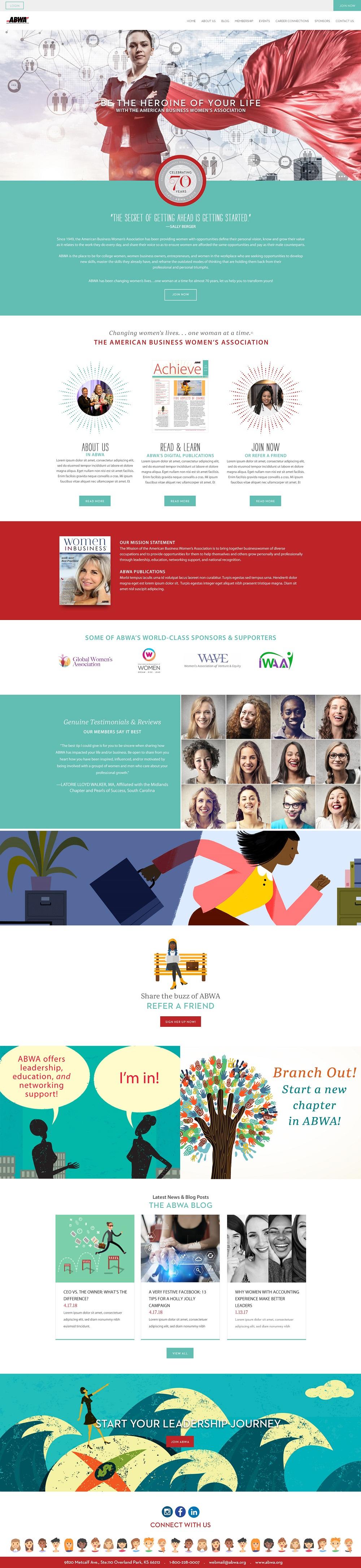 american business womens association