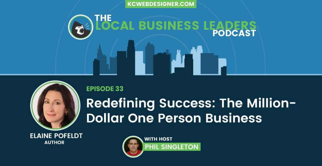 Redefining Success: The Million-Dollar One-Person Business