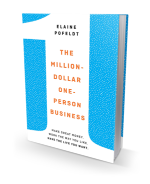 million dollar one person business book review