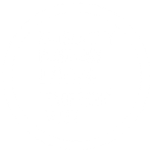 kansas city business journal leadship trust badge
