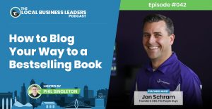 How to Become an Amazon Best Selling Book Author with Jon Schram