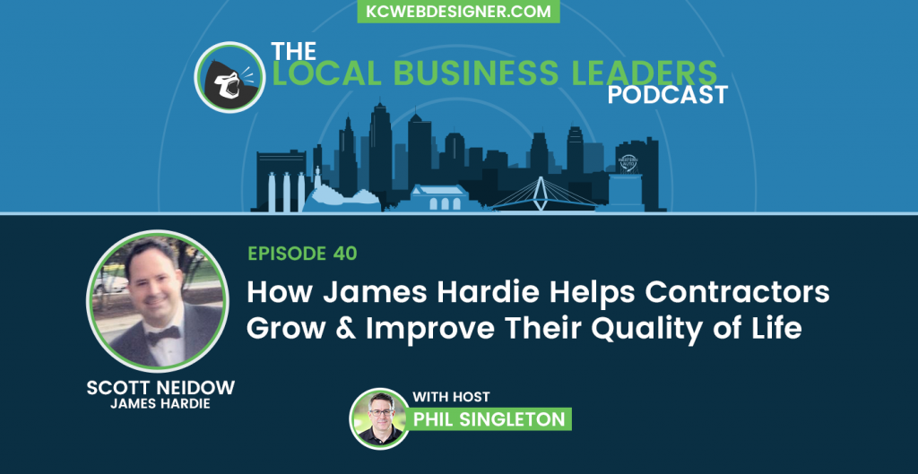James Hardie Marketing, Growing & Scaling Contractors with Scott Neidow