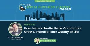 James Hardie Marketing, Growing & Scaling Contractors with Scott Neidow